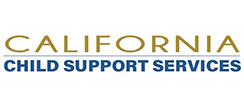 California Child Support Services website
