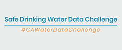 California Safe Drinking Water Data Challenge website
