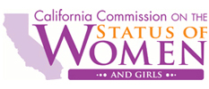 California Commission on the Status of Women website