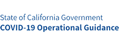 State of California Government COVID-19 Operational Guidance