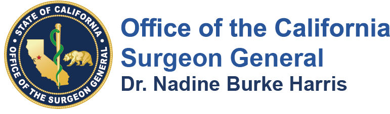 Office of the California - Surgeon General, Dr. Nadine Burke Harris